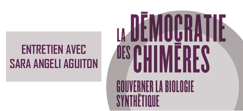 Des chimères en démocratie ? Entretien avec Sara Angeli Aguiton