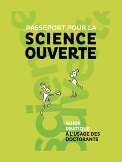 Passeport pour la science ouverte. Guide pratique à l'usage de tou·te·s